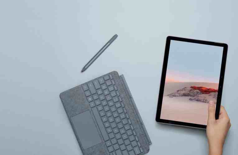 Microsoft Surface Go 2 becomes official