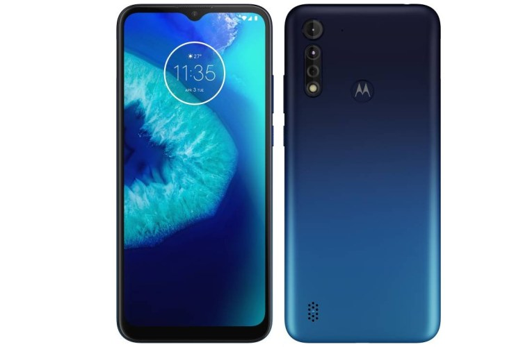 Moto G8 Power Lite is sold today in India for 8,999 rupees at 12:00 noon