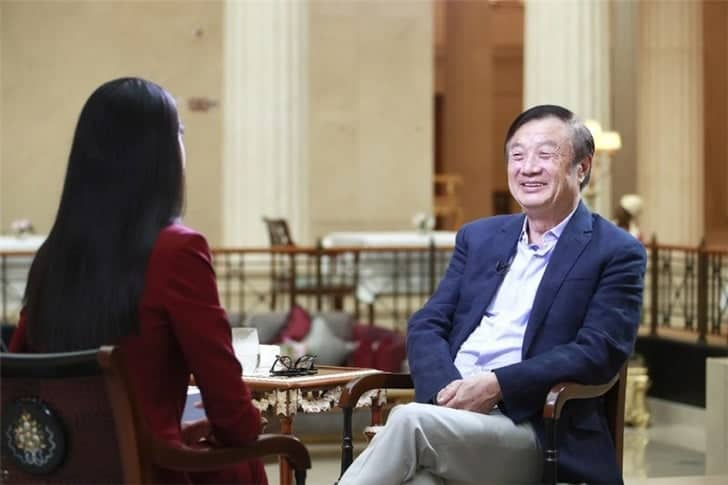 Ren Zhengfei: Huawei cannot completely wipe out US chips