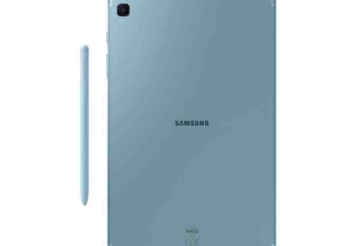 Samsung Galaxy Tab S6 Lite is now available in China for 2799 yuan ($ 393)