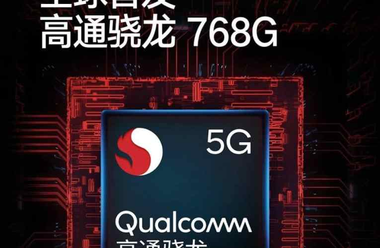 Snapdragon 768G specifications leak online