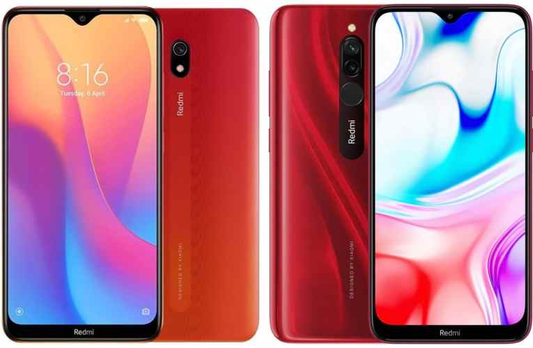 The prices for Redmi Note 8, Redmi 8 and 8A rose in India