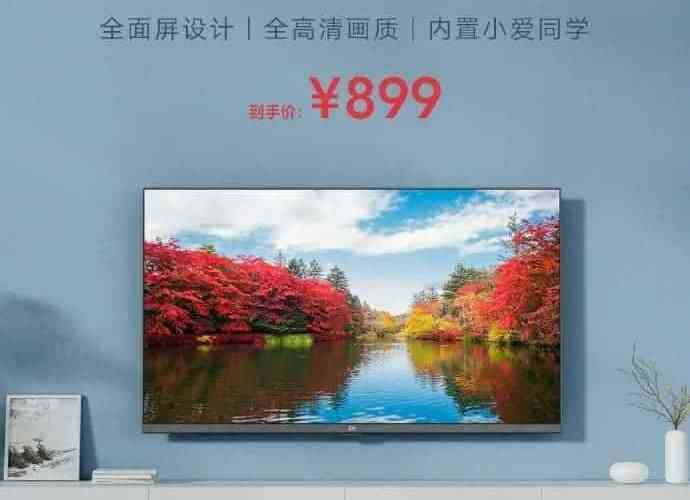 Xiaomi Mi TV Pro 32-inch launched at $ 126