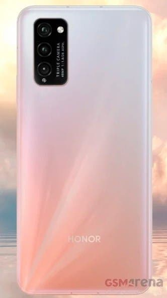 Honor 30 Lite 5G leaked image shows 48MP triple camera array