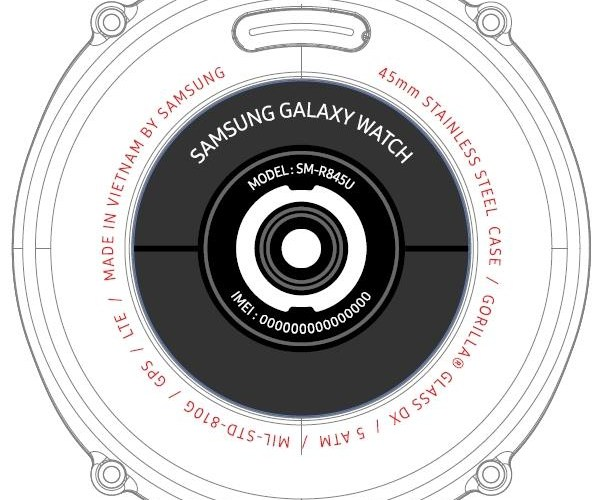 Next, the Samsung Galaxy Watch could mark the return of the physically rotating bezel