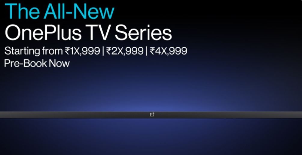 OnePlus affordable TVs