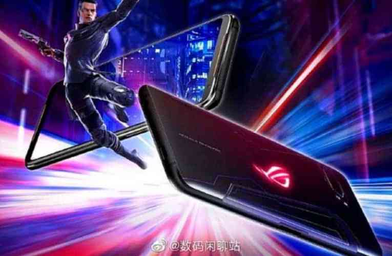 Asus ROG Phone 3 comes with Snapdragon 865+, confirms the teaser video