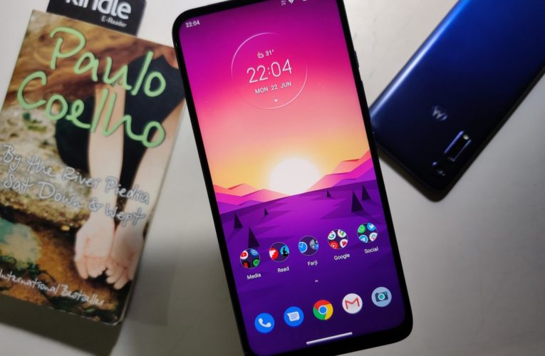 Motorola One Fusion + price in India rose 500 rupees before sale on July 13th