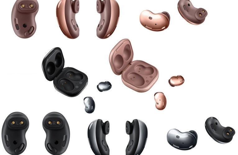 Samsung Galaxy Buds Live show their wing tips for the first time in leaked renderings