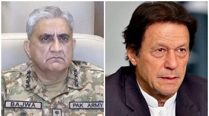 Army chief calls on PM Imran Khan to discuss Pakistan's security situation