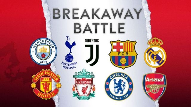 European Super League Breakaway Battle