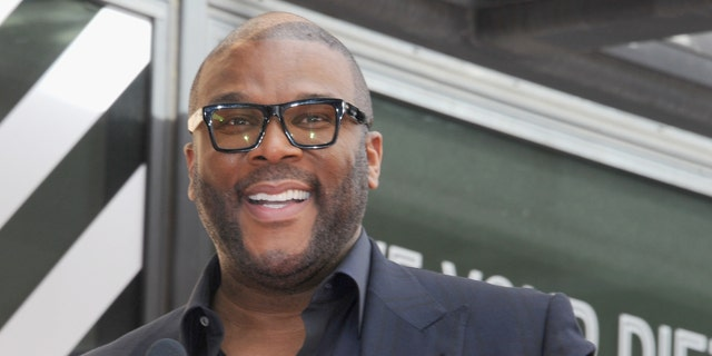 Tyler Perry was awareded the Jean Herscholt Humanitarian Award at the 93rd Academy Awards on Sunday, April 25.