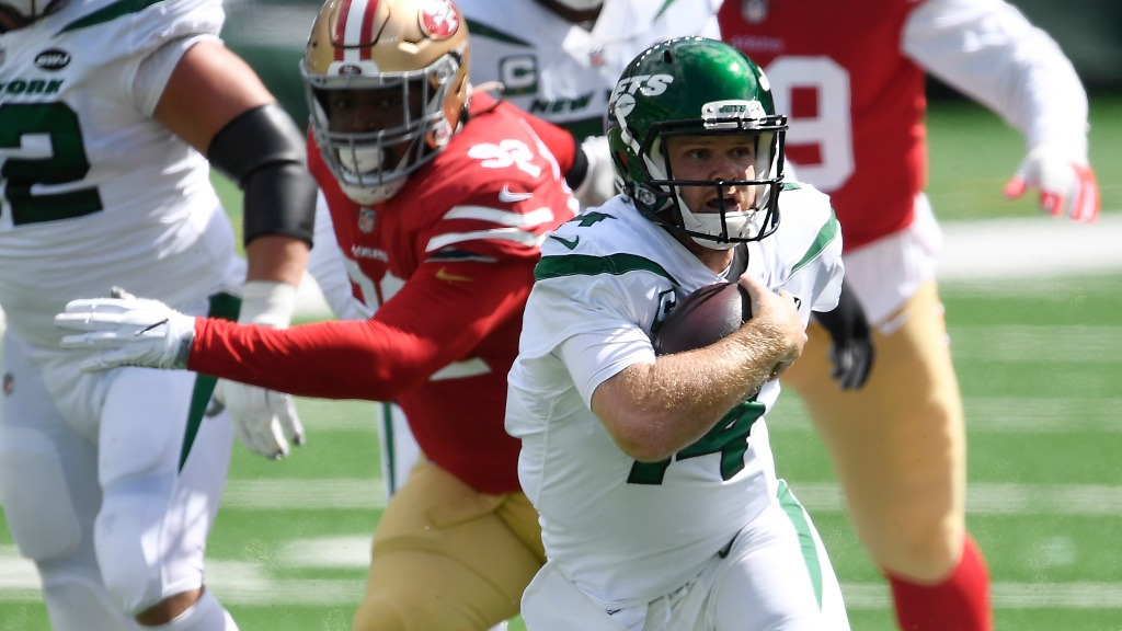49ers avoid big haul in Sam Darnold trade from Jets to Panthers