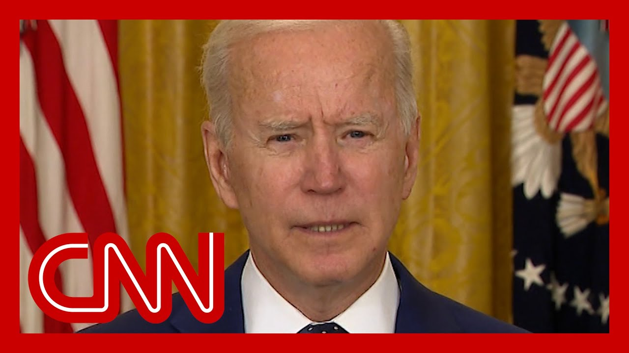Biden imposes new sanctions on Russia - CNN