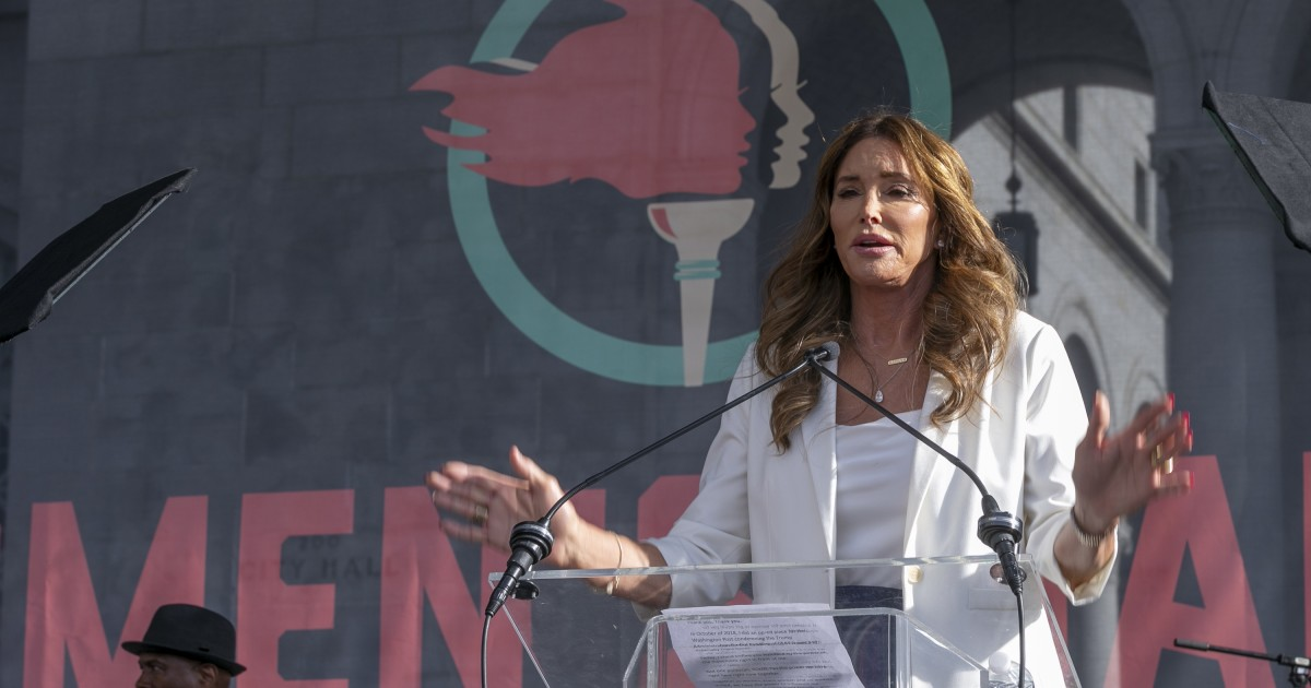 Caitlyn Jenner to run for California governor in recall