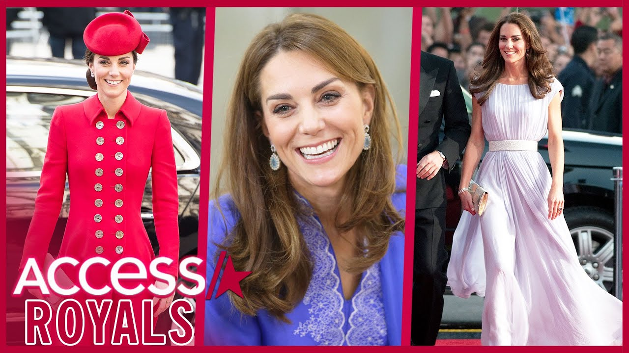 Kate Middleton's Style Evolution: Her Looks Got 'Much More Bold' - Access