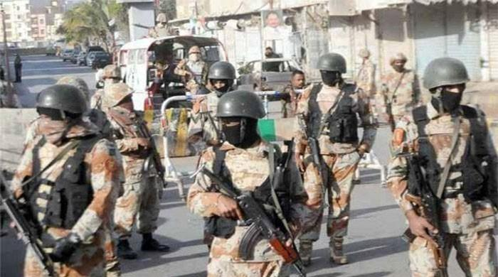 Rangers called out in Punjab