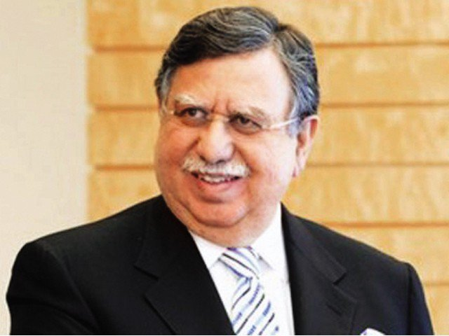 Shaukat Tarin takes oath as new finance minister