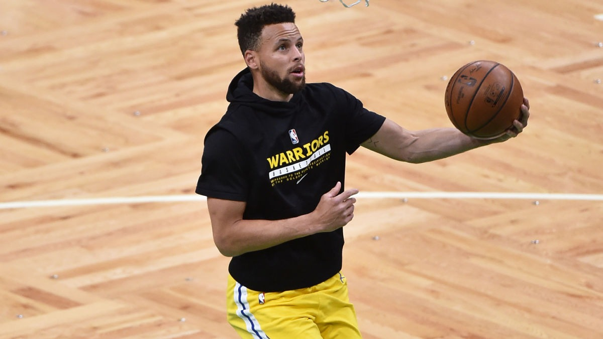 What Stephen Curry Told Jayson Tatum After Celtics' Win Over Warriors