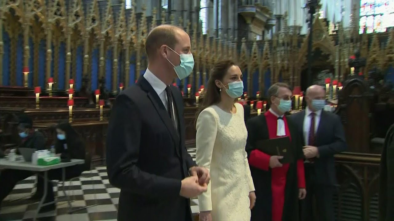 William and Kate: 10 years of marriage - Associated Press