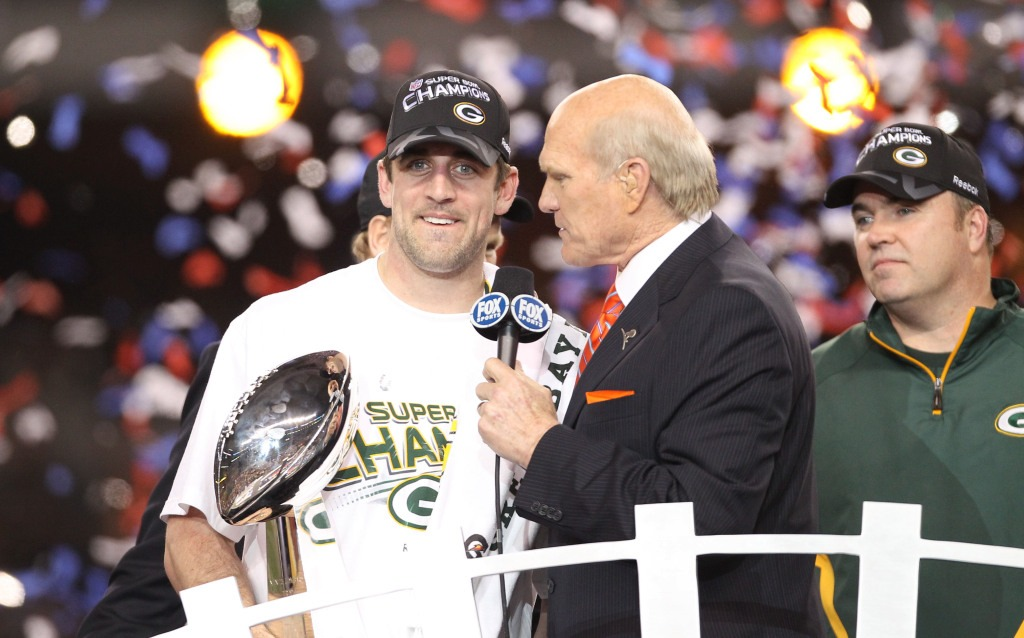 Terry Bradshaw has more things to say about Aaron Rodgers