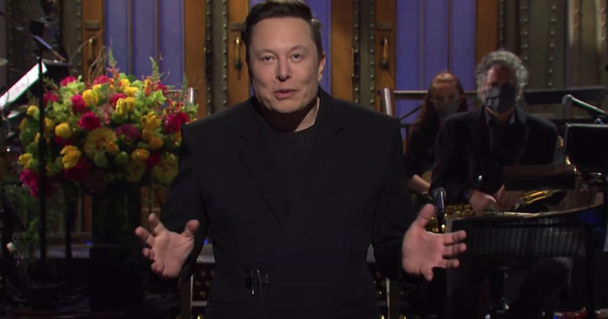 Elon Musk jokes about his Asperger's syndrome during SNL monologue: Watch it here