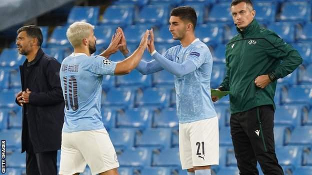 Ferran Torres: Could Man City forward be replacement for Sergio Aguero up front?