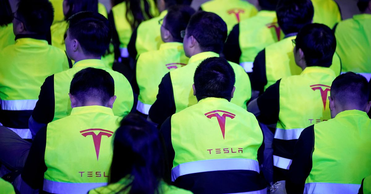 EXCLUSIVE Tesla, under scrutiny in China, steps up engagement with regulators