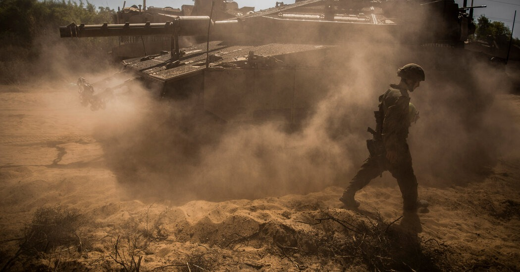 Israeli-Palestinian Strife Widens as Frantic Calls for Calm Go Unheeded