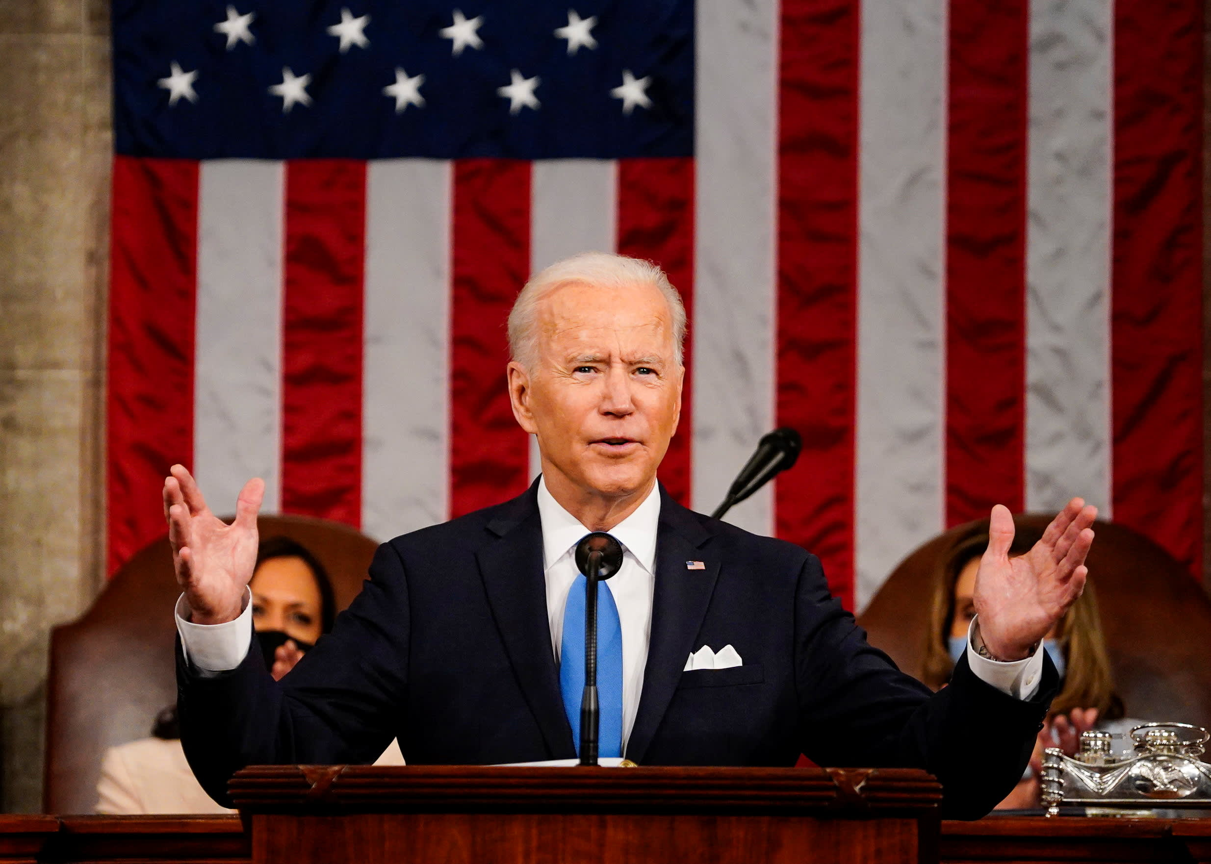 Wealthy may face up to 61% tax rate on inherited wealth under Biden plan