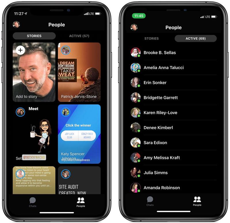 Facebook Messenger app එකට අලුතින් සරළ පෙනුමක් ලබාදීමට Facebook සමාගම සූදානම් වෙයි