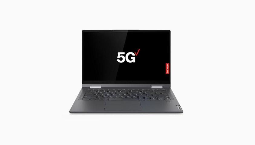 ලොව ප්රථම 5G Laptop එක යන ගෞරවය සමඟින් Lenovo Flex 5G Laptop එක වෙළෙඳ පොළට නිකුත් කිරීමට Lenovo සමාගම සූදානම් වෙයි