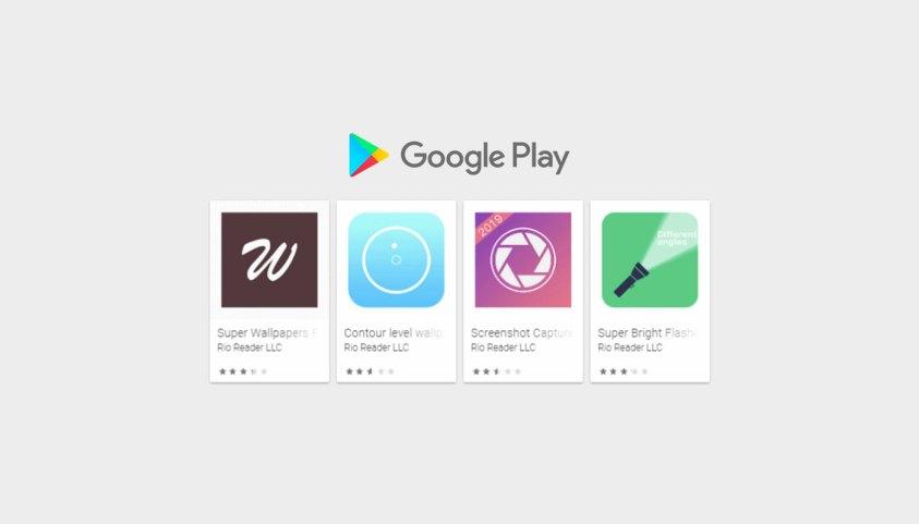 Facebook ගිණුම් වල login details සොරකම් කිරීම සඳහා භාවිතා කළ apps 25 ක් Play Store එකෙන් ඉවත් කිරීමට Google සමාගම කටයුතු කරයි
