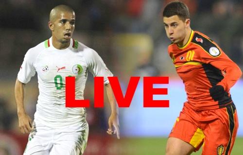 Belgium Algeria Live Stream World Cup 2014 Video
