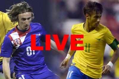 Brazil Croatia World Cup 2014 Live Stream Video
