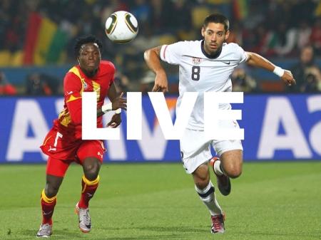 Ghana USA Live Stream Video