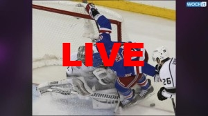Watch Los Angeles Kings New York Rangers Live Stream Video