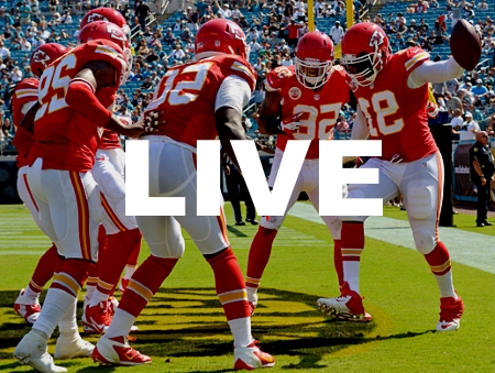 Kansas City Chiefs NFL Live Stream Video Online Football Game