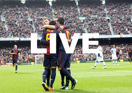 FC Barcelona Live Stream Video Barca Goals Score Highlights Match