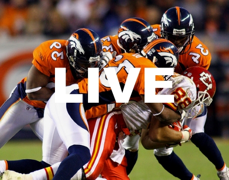 Denver Broncos Live Stream NFL Online Football Game Video
