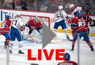Montreal Canadiens Live Stream NHL Game Video Ice Hockey Goals Replay