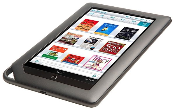 Barnes & Noble to release new Nook eBook reader in spring