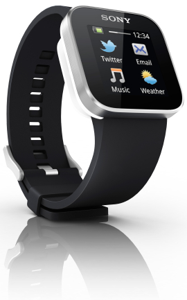 Sony SmartWatch: Your Android phone's partner