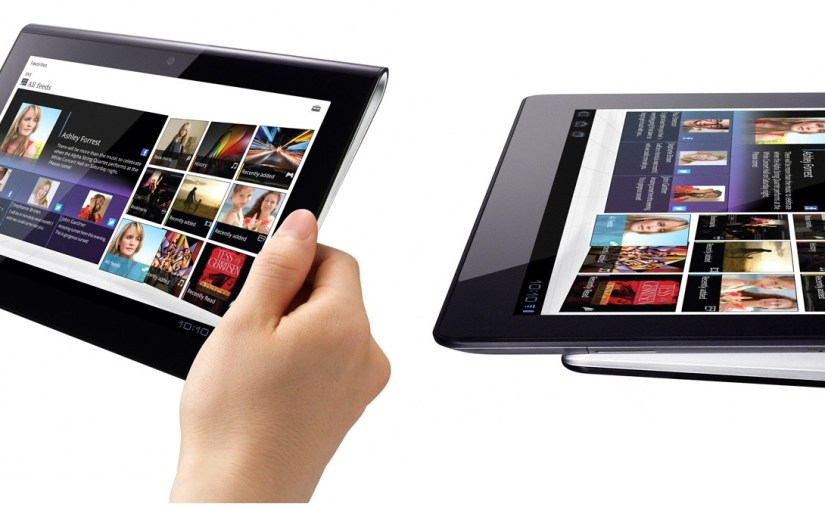 Sony Slashes Tablet S Price