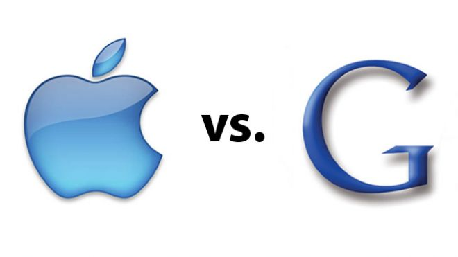 Google vs Apple: Fate of two worlds