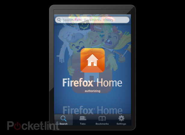 Mozilla developing browser for the iPad