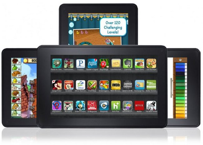 Amazon to cut the price of Kindle Fire by 25%