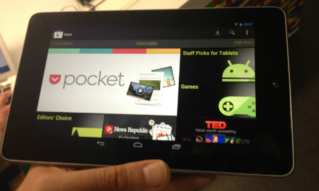 Nexus 7 tablet by Google gets sold-out on pre-sale!