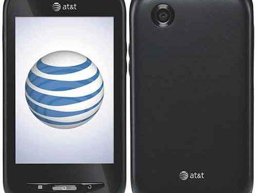 AT&T debuts entry level Android Avail