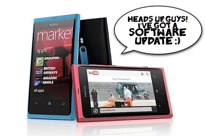 Nokia to roll out firmware updates for Lumia line of devices
